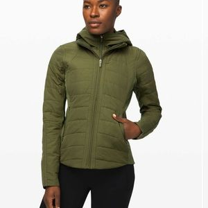 Lululemon Another Mile Jacket Landscape green 4